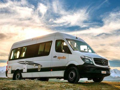 Camper Euro Tourer von Apollo Neuseeland