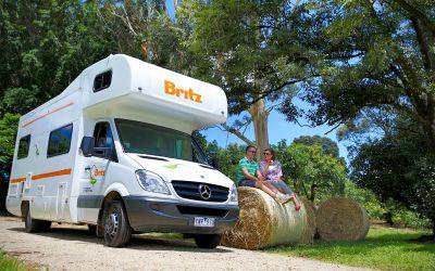 Britz Vista Camper Australien