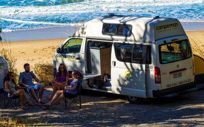 Camperman Juliette Australien