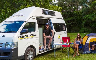 Camperman Paradise Family Australien