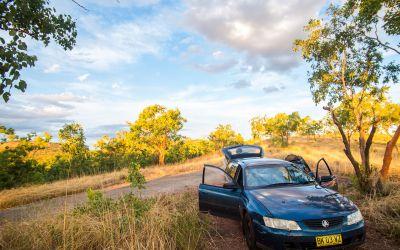 Travellers Autobarn Stationwagon Australien