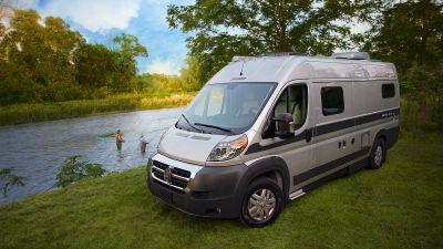 BEST TIME RV B21 HYMER AKTIV CANADA