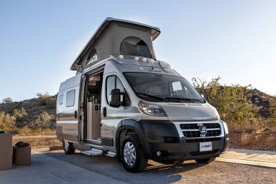 BEST TIME RV HYMER AKTIV LOFT L21 USA