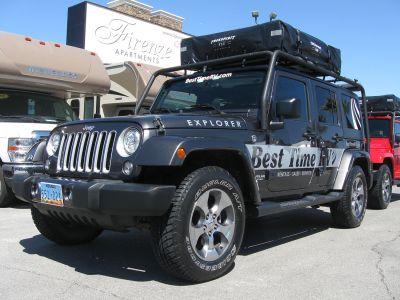 Best Time RV Jeep Explorer JE USA