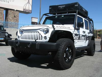 BEST TIME RV JEEP HIGH ROLLER JH USA