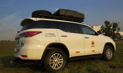 Bushlore Africa Toyota Fortuner 4x4