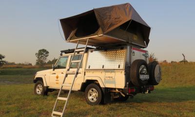 Bushlore Africa Toyota Landcruiser 4x4