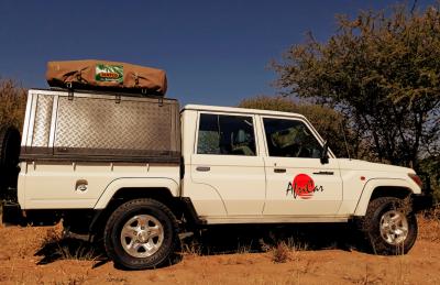 AfriCar Toyota Landcruiser Afrika