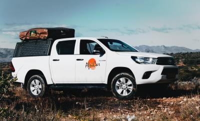 AfriCar Toyota Hilux Afrika