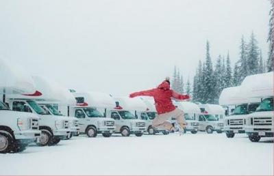 Canadream MHA Maxi Camper Canada Winter