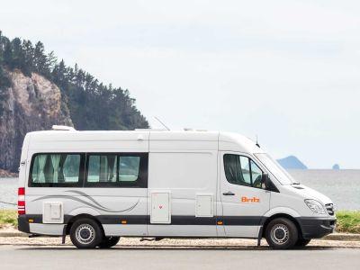 Campervan Venturer Plus von Britz Neuseeland
