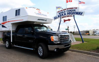Canadream Maxi Travel Camper Canada