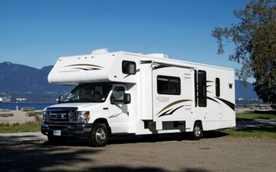 Fraserway C X-Large MH29-31 Motorhome Canada