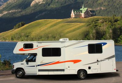 Canadream MHA Maxi Camper Canada Winter