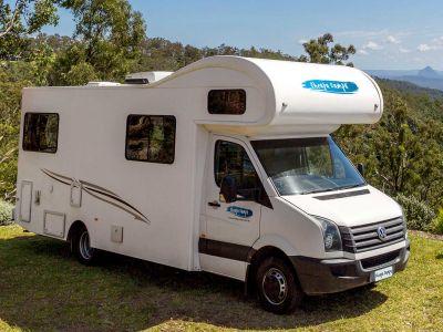 6 Bett Motorhome von Cheapa Campa Australien