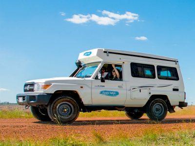 4WD Camper Trailfinder von Cheapa Campa Australien