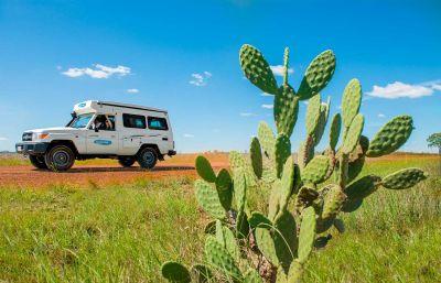 Unterwegs mit dem 4WD Camper Trailfinder von Cheapa Campa Australien