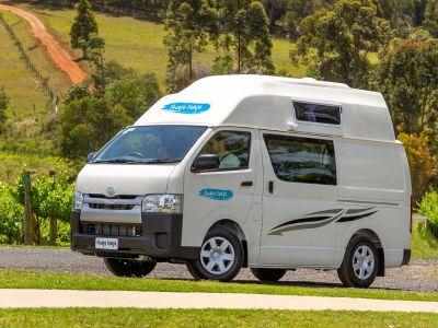 Camper Endeavour von Cheapa Campa Neuseeland