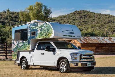 Cruise America Truck Camper USA