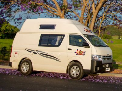 Camper Endeavour von Hippie Camper Australien