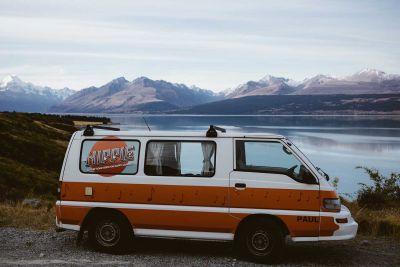 Camper Drift von Hippie Neuseeland