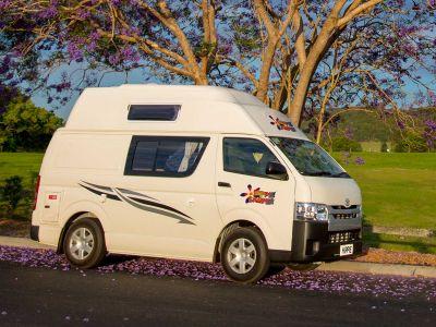 Camper Endeavour von Hippie Neuseeland