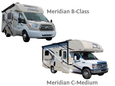 Angebot Budget 1, Meridian Wohnmobil in Kanada