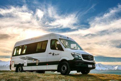 2-Bett-Camper Aquila von Star RV Australien