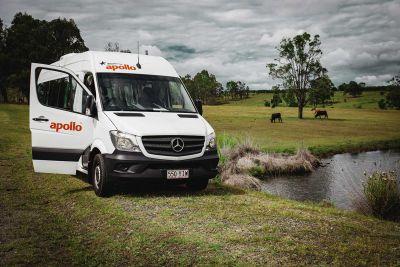 2-Bett-Camper Aquila von Star RV Australien am See