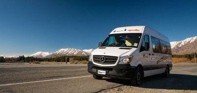 Unterwegs mit dem Camper Aquila von Star RV Neuseeland