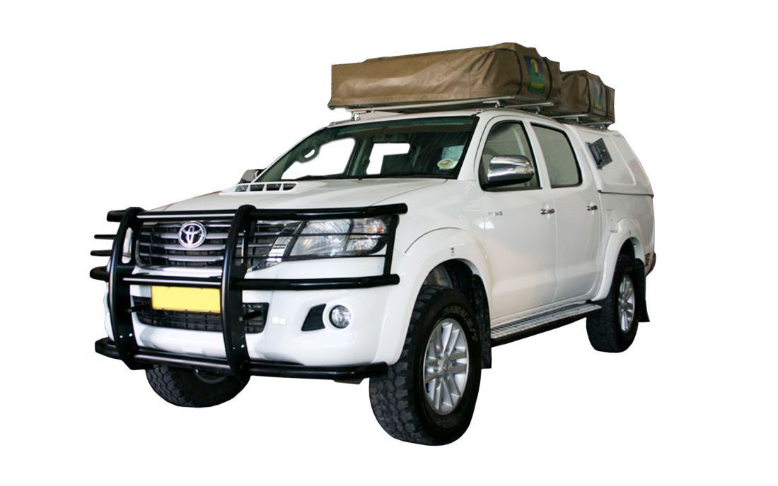 Toyota Hilux 4x4 Automatic 4p T Rental Of Asco Car Hire In