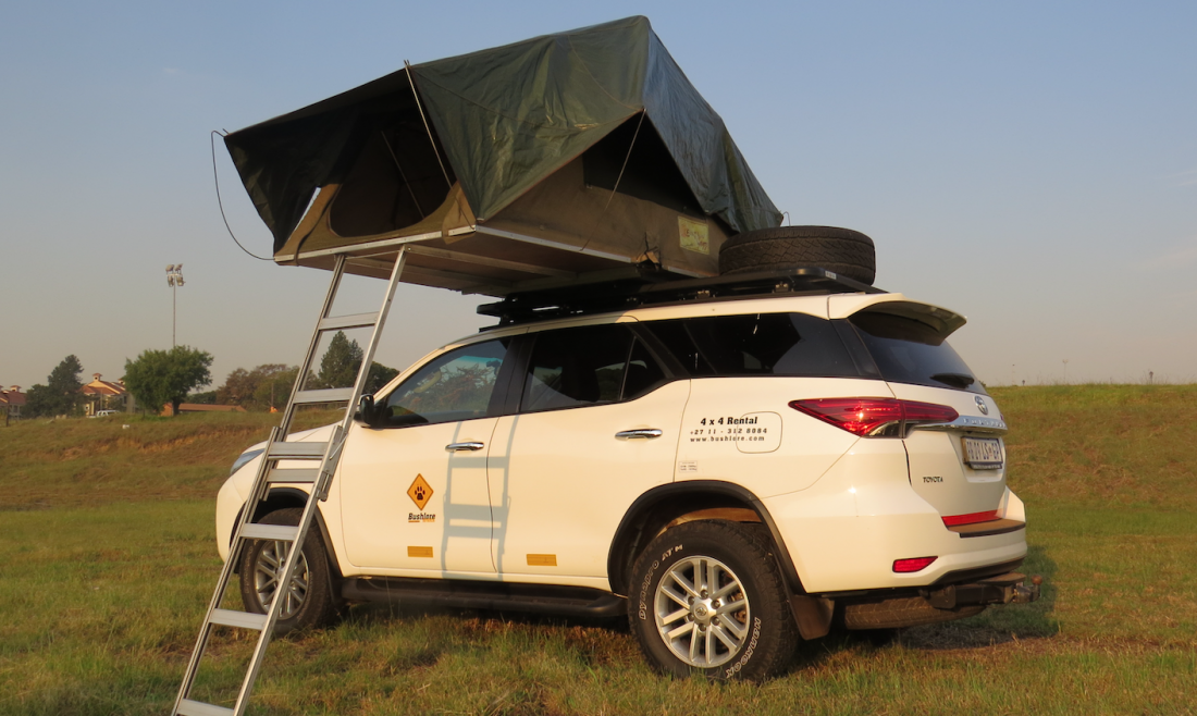 Toyota Fortuner 2 4 GD-6 4x4 Camp, Bushlore Africa - online