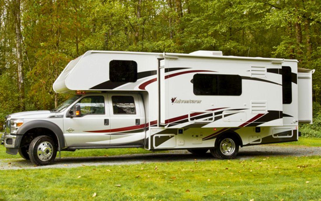 adventurer camper mieten von fraserway in kanada bestcamper. Black Bedroom Furniture Sets. Home Design Ideas